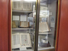 """Early Printed Bibles in Europe"" Cas..."