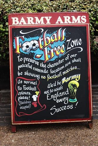 Football Free Zone