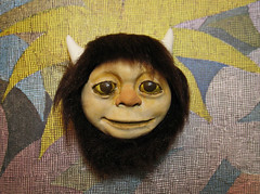 WHERE THE WILD THINGS ARE:Carol's face