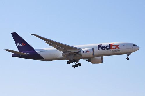 FedEx B777-FS2(N853FD)