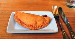 Oyster & Meat Pie