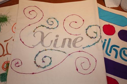 Xine bag