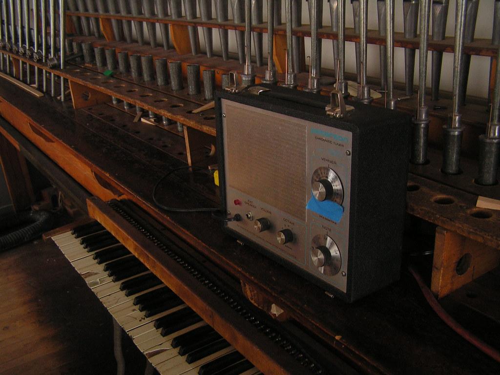 Reed Room, Austin Organs