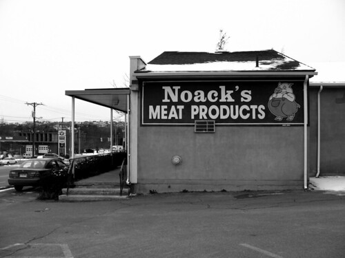Noack's Meat Products, Meriden, 2010