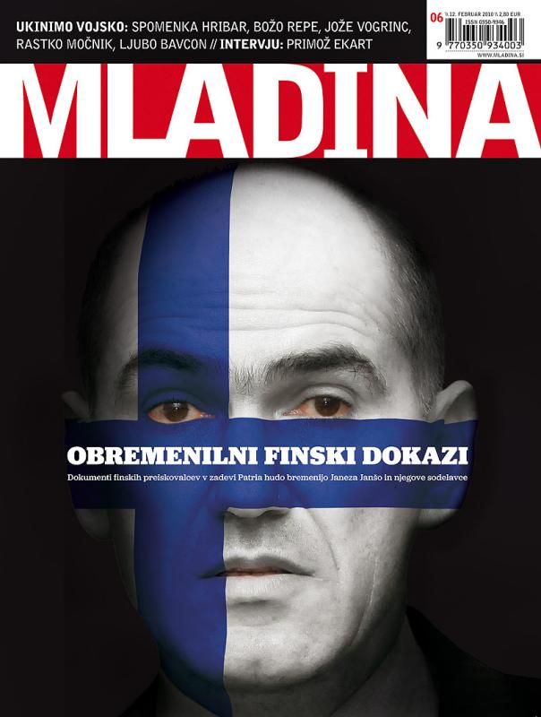 Mladina weekly 05/2010