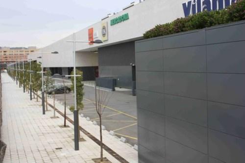 luminaria Vialia EVO / Centre Comercial Vilamarina de Viladecans