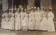 Branch Hospital Nurses 1908 - Historical Cinci...