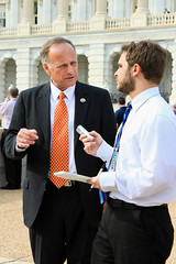 Steve King and Tea Party