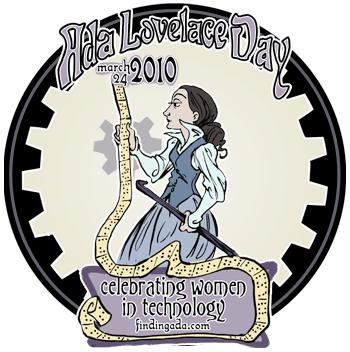 Ada Lovelace Day badge