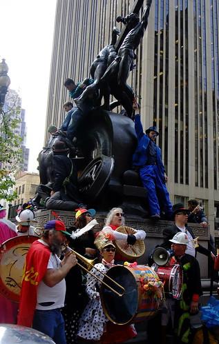 Saint Stupid Day Parade. April Fools Day, 2010. San Francisco 11