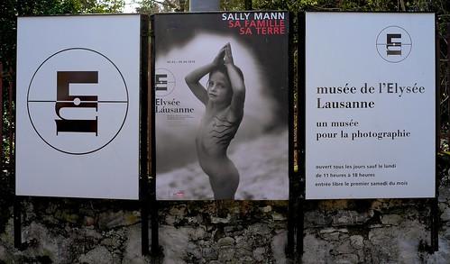 Sally Mann Musée de l'Elysée