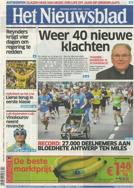 10 miles 2010