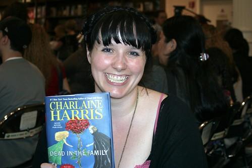 Charlaine Harris Signing 7