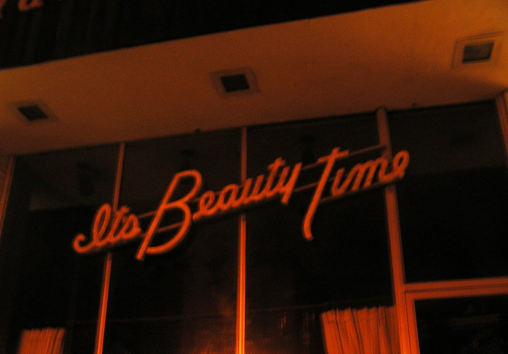 Beauty Time, West Hartford, Conn.