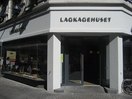 Lagkagehuset on Stroget, Copenhagen