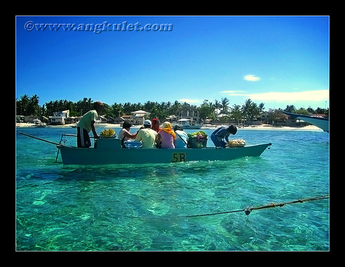 Going to Malapascua Island, Cebu