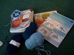 Crochet with help
