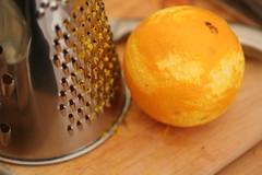 Zesting the Orange
