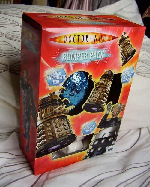 DR WHO - Dalek Bumper Pack