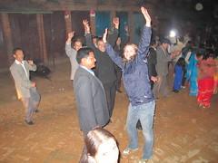 Bhaktapur - Marching Band & Blair