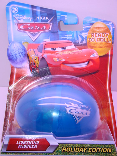 disney CARS Lightning McQueen easter egg