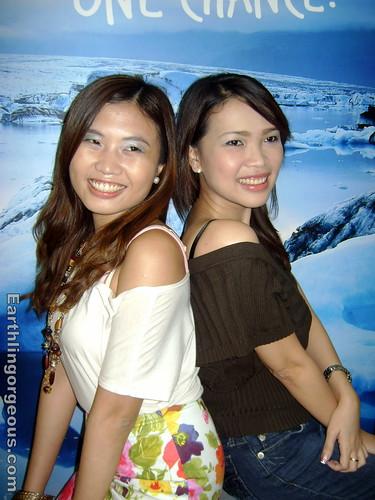 Tara and Niki