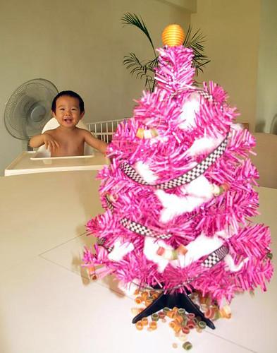 Christmas tree - Asher 3