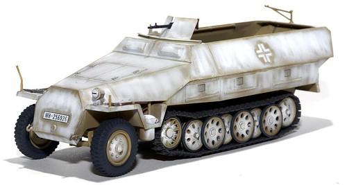 Tamiya Hanomag Sd.Kfz.2511