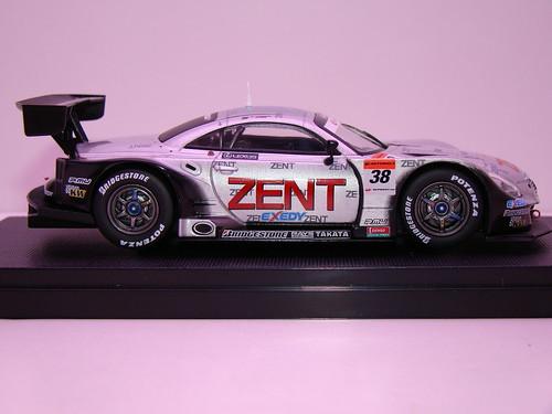 EBBRO ZENT CERUMO SC430 SUPER GT 2009 NO (5)