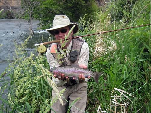 Deschutes River Redside, edited