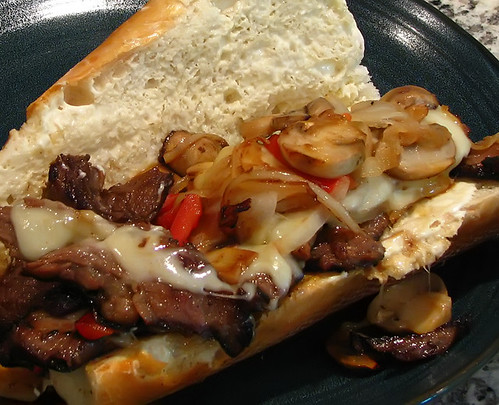 Cavey Cheesesteak