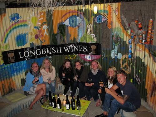 Longbush Wine Tasting 1