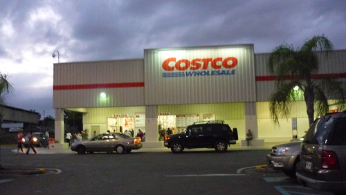 Costco by night, Carolina, PR