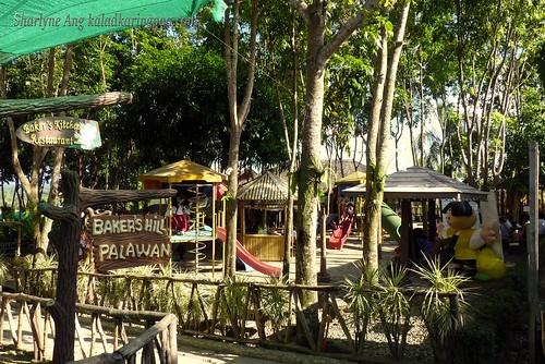 Playground in Baker's Hill, Puerto Princesa
