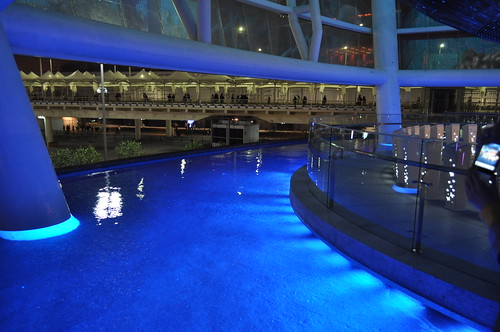 台灣館-來自太平洋的海水!