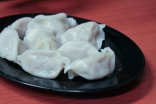 Kuchay Dumplings at Tasty Dumplings