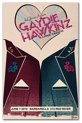 theGlitoris presents Gaydie Hawkins