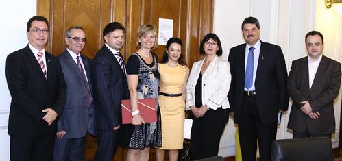 Oana Niculescu-Mizil la Comisia de Afaceri Europene7
