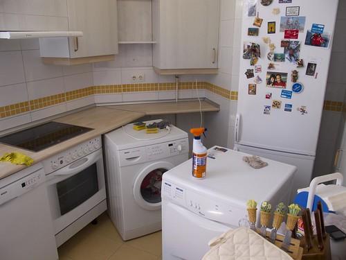 Limpieza de cocina