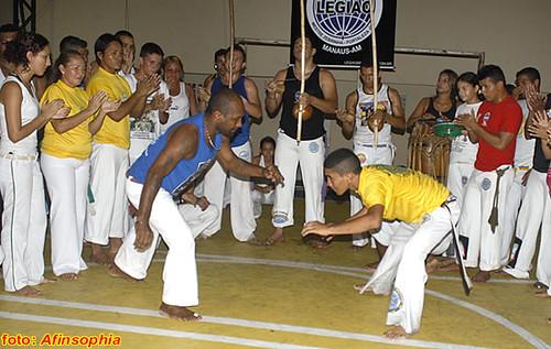 Capoeira CDLB 07 por você.
