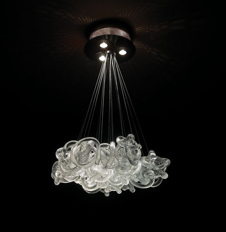 chandelier Cloud_Chandelier by fusion Z