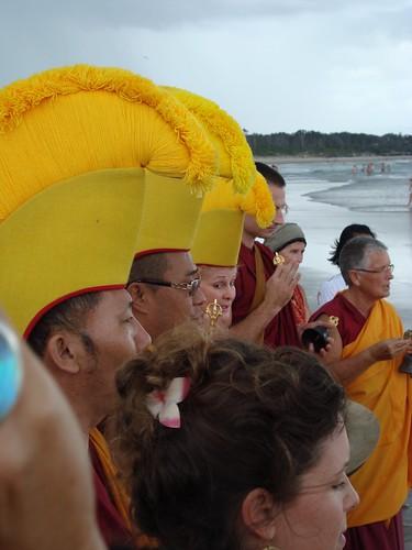 Byron Beach Buddhists