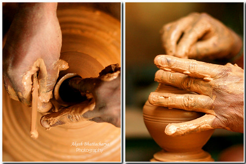 Different View | Pottery Town