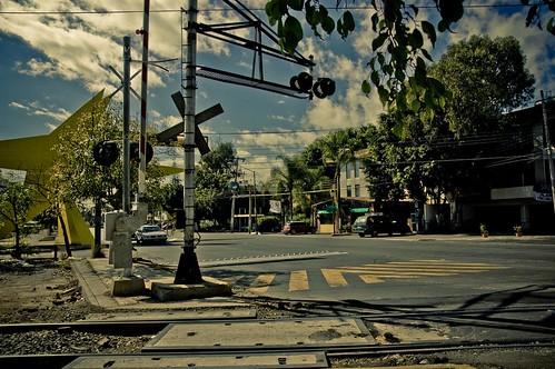 Avenida Arcos , Vias