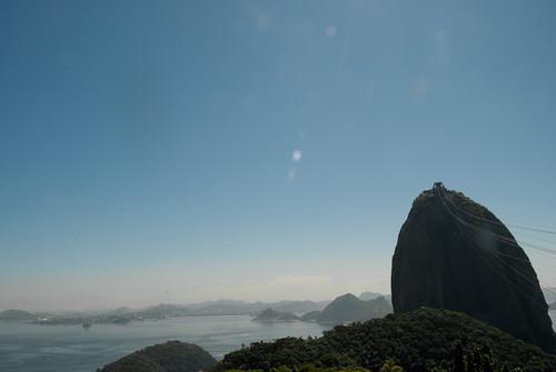 Pão de Açucar visto do Morro da Urca