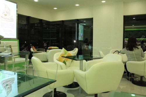 Second Floor at Qoola