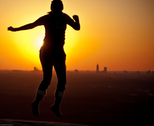 believe it or not, Im walking on air