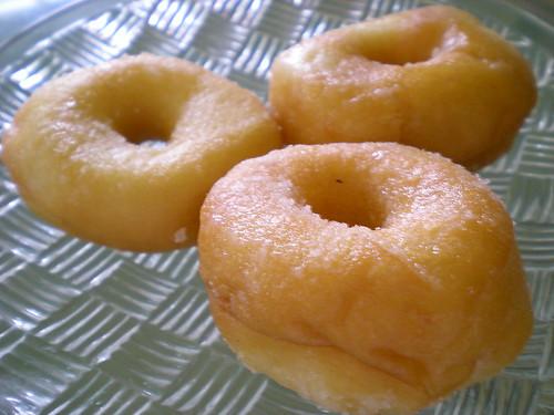 Sibu kampung doughnuts