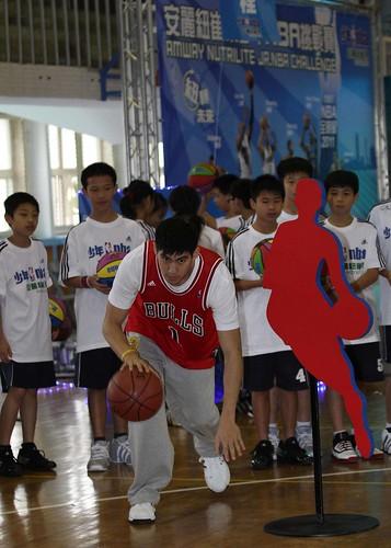NBA News : 2010安麗紐崔萊少年NBA挑戰賽 隆重登臺