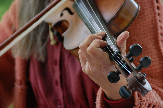 Fiddle Fingerings